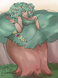 Jian - Nature's Mother by Big-Uncle-V