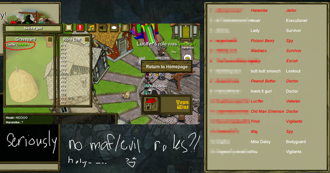 QUICKEST TOWN OF SALEM GAME IN HISTORY by Fario-P