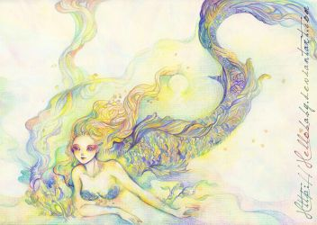 Lorelei Mermaid by Hellobaby