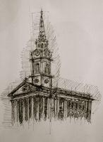 St. Martins in the Fields by CharlotteLT