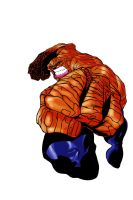 The Thing by 5000WATTS