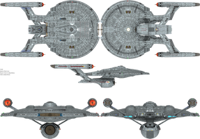 Columbia Class by admiral-horton