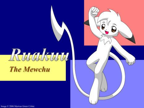 It's the Mewchu by MarwanGreenCritter