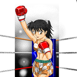 Boxer Rin by anbx by Patriot1776
