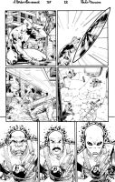 A. Spider Man annual 37 page12 by PauloSiqueira