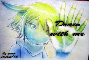 Draw with me:glass between us by heartless-doll
