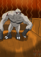 Grendel (The Wolf Among Us) by ColorDrake