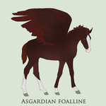 Asgardian Design | ID B023 | Artanis | Filly by SweetLittleVampire