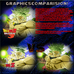 Graphics Comparision - Modding VS HD Collection by Nassif9000