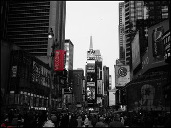 Times Square photo by iRedGfx