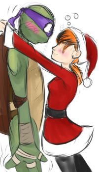 A Very Apritello Christmas by MeinAngelx3
