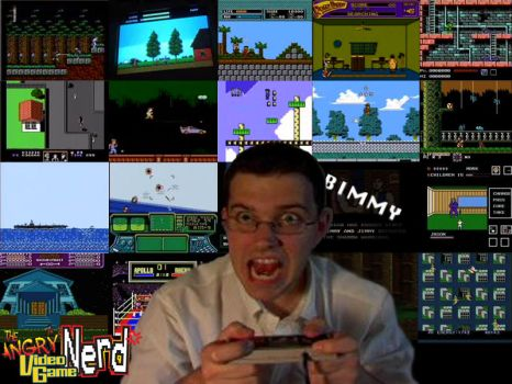 AVGN Background by Pyroffin