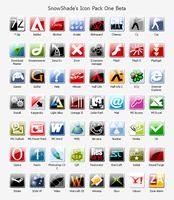 SnowShade's Icon Pack Beta by SnowShade
