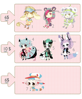 [CLOSED] ADOPT 21 - set price by Piffi-sisters
