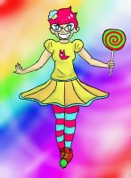 Trickster Jane :o by MazyMoon