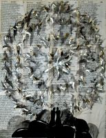 visions of dante: detail 9 by lostbooks