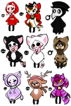 Mocchin Adopts CLOSED by funCatty