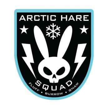 Arctic Hare Squad  by Mattleong13