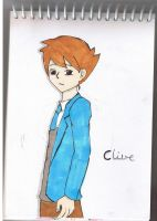 Clive Dove by Chibiklompen