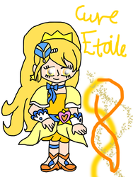 Request- Cure Etoile by Daracoon911