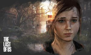 Ellie - The Last of Us by LoiccoiL