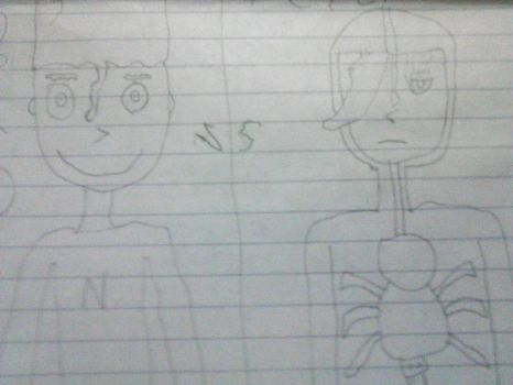 Norio vs Peter by JuanAnd17