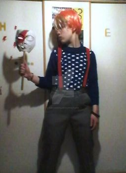 David Bowie Halloween Jack Cosplay by Kuromizuri2