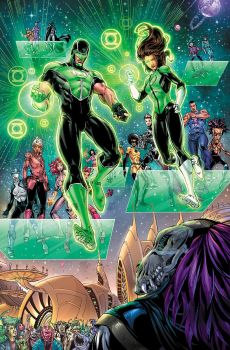 Green Lanterns #42 page 12 COLOR by vmarion07