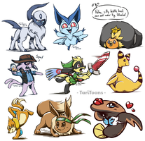 Pokemon Requests #2