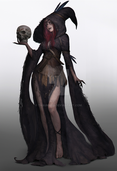 witch (Personal work) sell prints