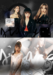 [+] Starry Night in The Space | MAMAMOO by SolchuDeYT1