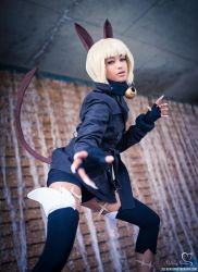 Ms Fortune - jacket by the-mirror-melts
