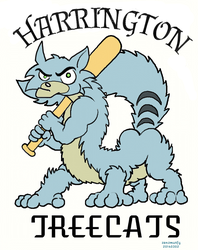 Harrington Treecats by zenzmurfy