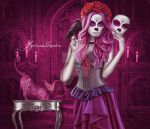 Gothic Queen by paranormallily32