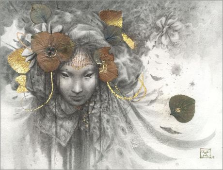 Sugar Plum Fairy by Yoann-Lossel