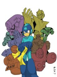Megaman 5 by Garth2The2ndPower