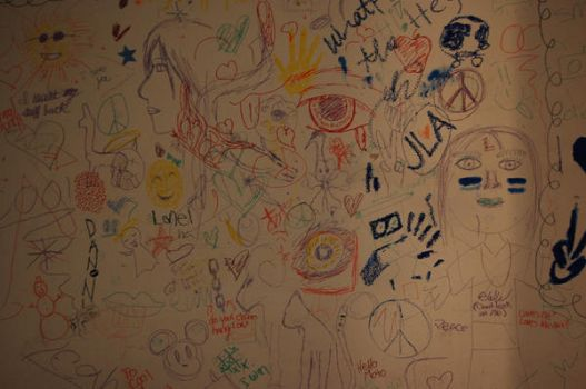 my wall by danijean
