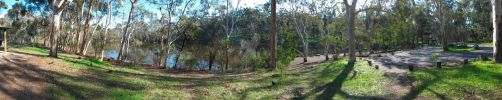 Playford Lake, Belair National Park by Badooleoo