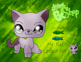 ~Mr. Kat as LPS~ by AgraelLPS