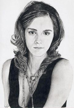 Emma Watson -Requested- by meh31488