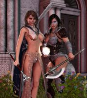 AOC - Aquilonia and Cimmeria by knight776