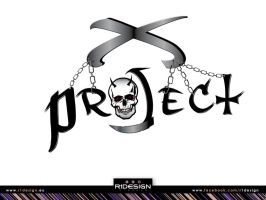 X-PROJECT logo by R1Design