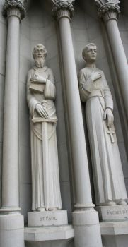 Helena Cathedral 11 by Falln-Stock