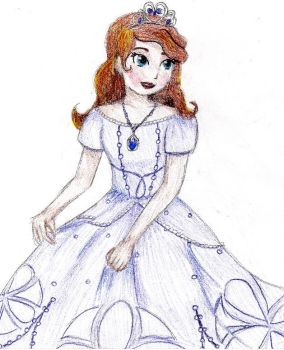 Sofia the First by Sakurawish