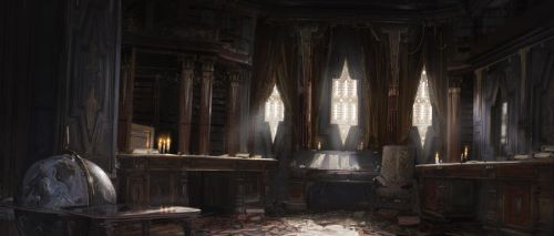 Library by TitusLunter