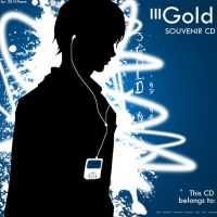 III Gold souvenir CD by np1