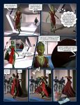 TalesOfTheSpaceRangers - 1 - page 2 by MollyFootman