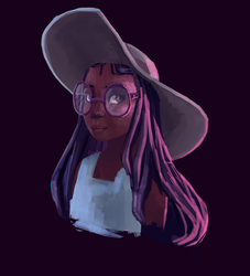 Steven Universe| Connie| by EwaAliatrop