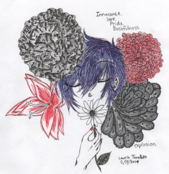 Language of the flowers by psycokid360