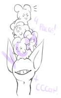 YCH - Tower of Pacas (CLOSED) by Lolita-Reishi